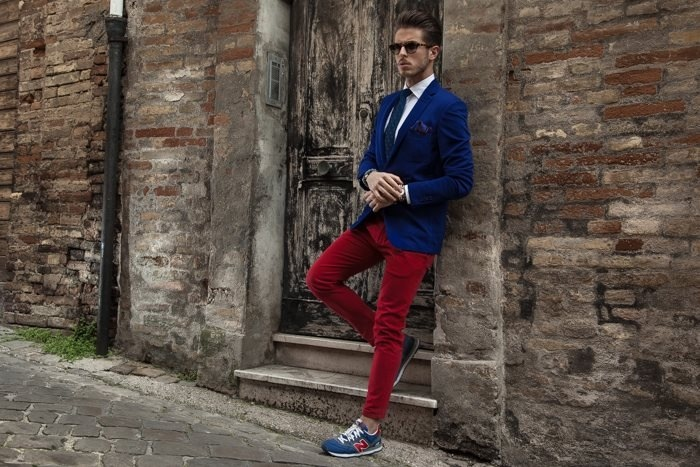 giacca new balance uomo