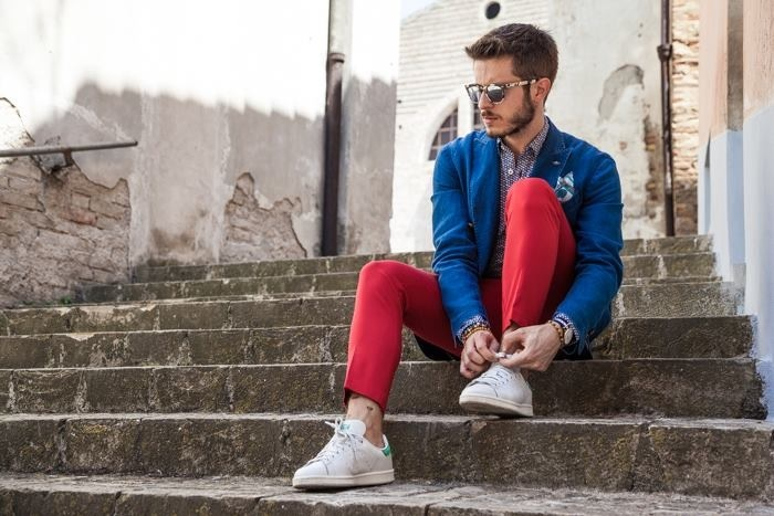 fashion blogger uomo