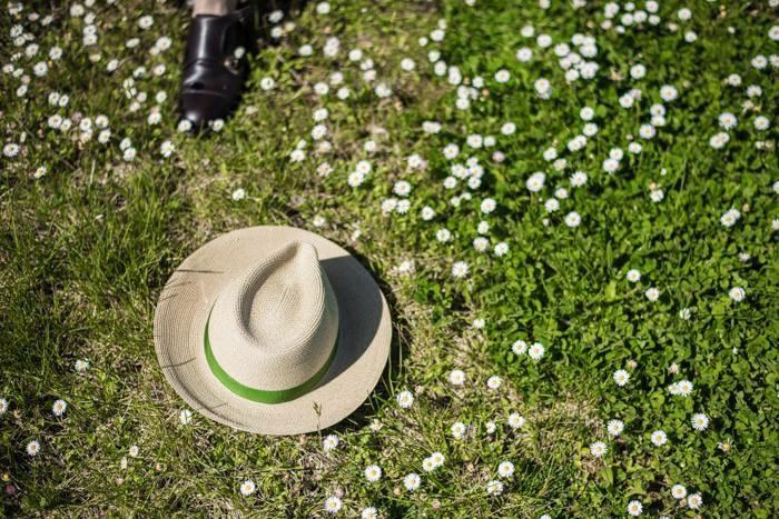 cappelli in paglia