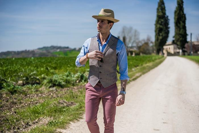 fashion blogger uomini