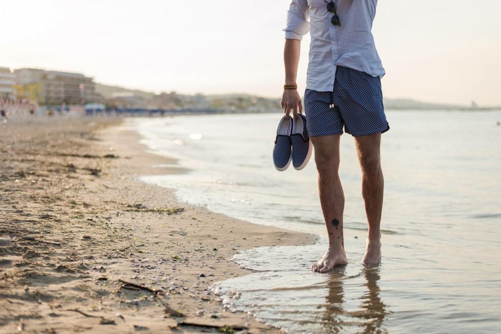 Roda on the beach simply mr t - Dive senza slip ...