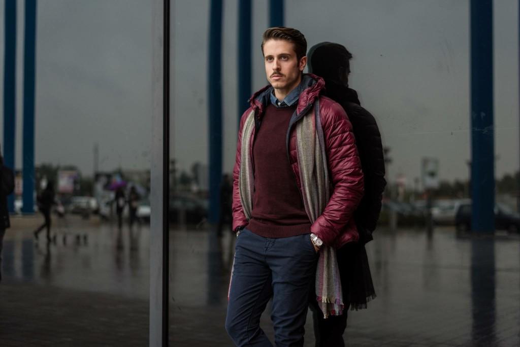 fashion blogger uomo