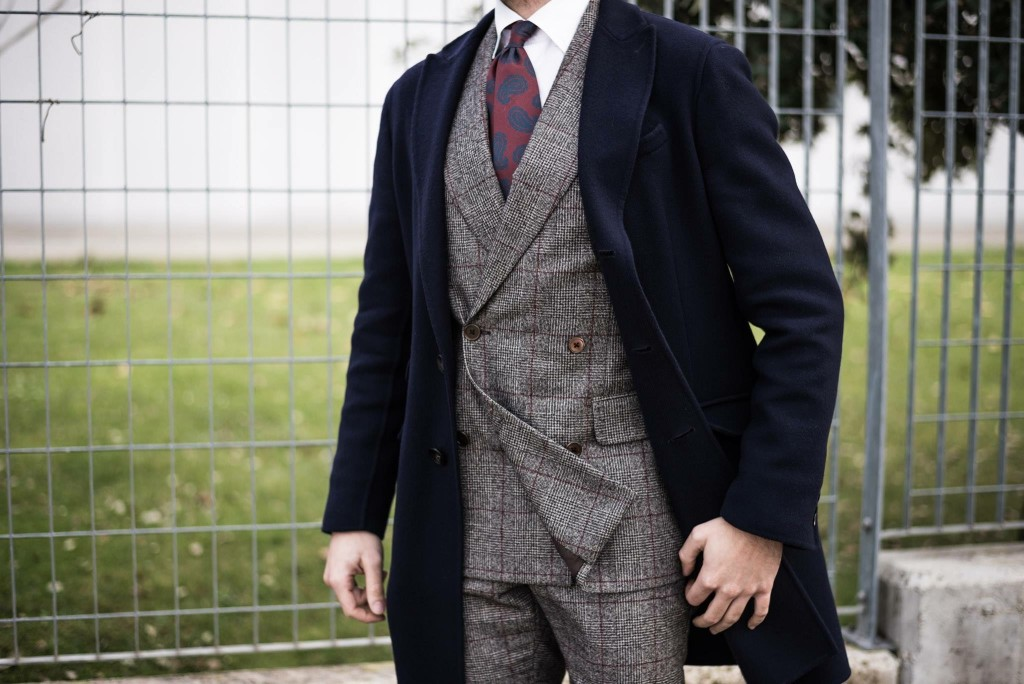 nicky milano cravatte