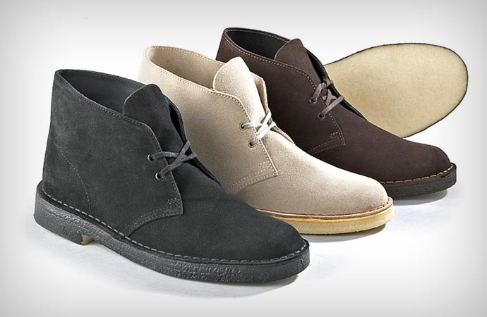 desert boot uomo outfit