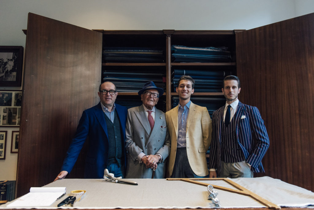 a day with sartoria lemmi