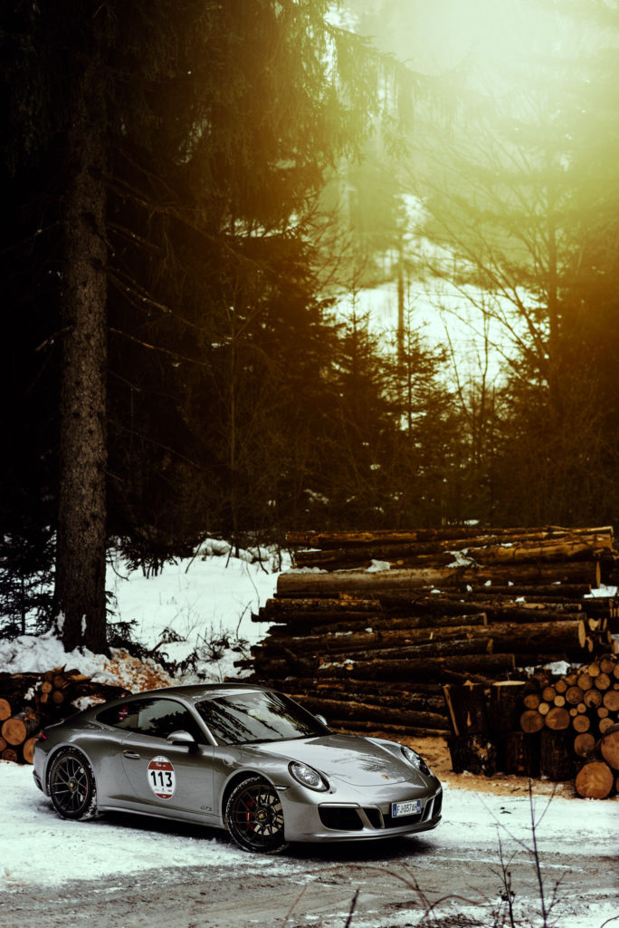 Winter Race 2018 - Girard Perregaux Laureato Chrono